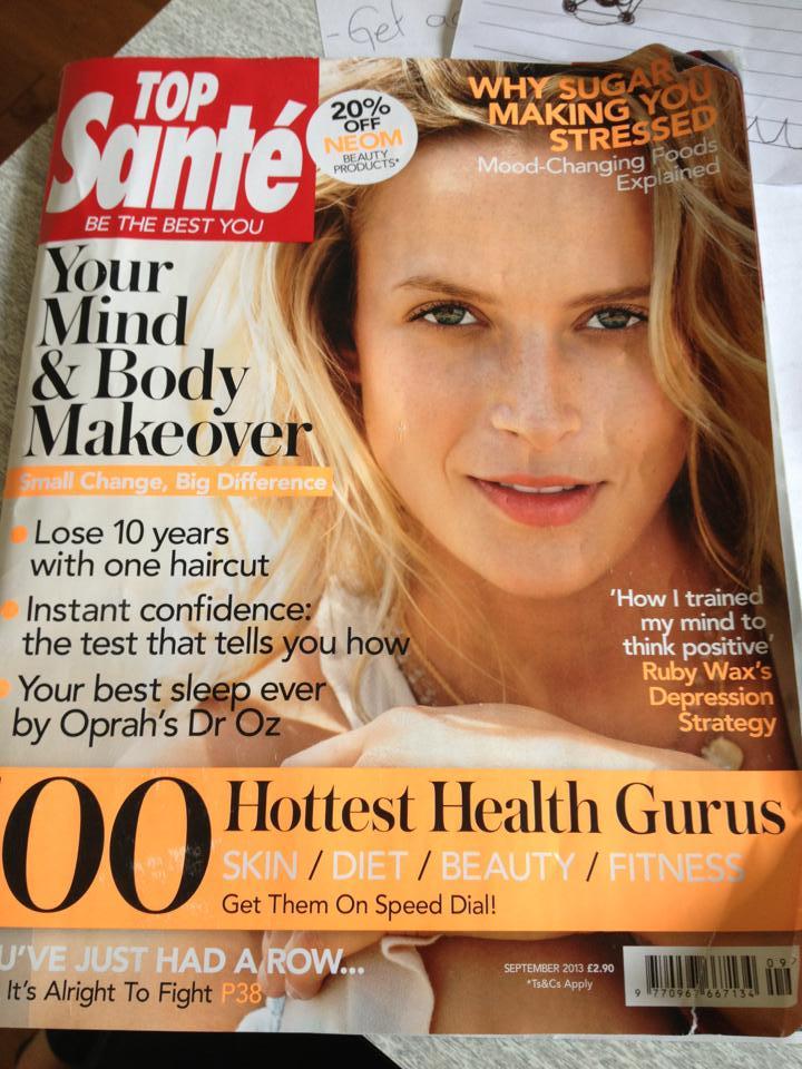 magazine top santé