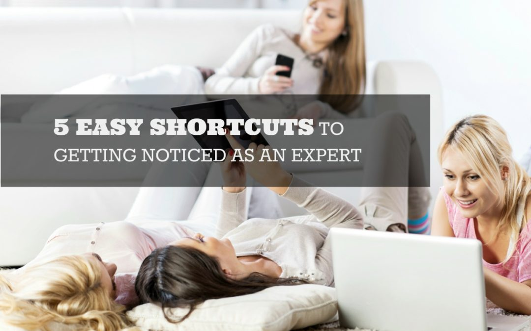 5 Easy Shortcuts To Get Noticed As A Fitness Entrepreneur