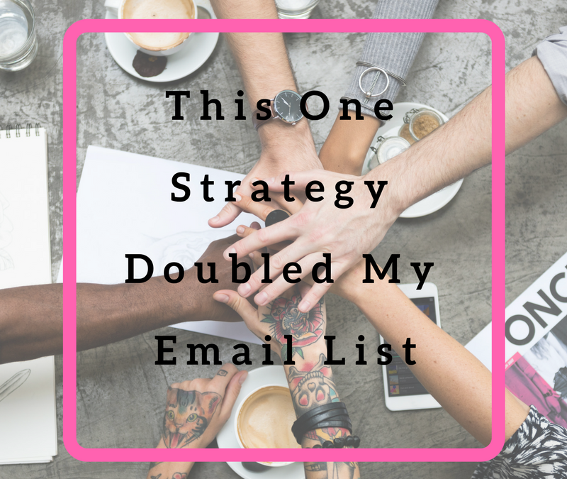 How To Double Your Email List