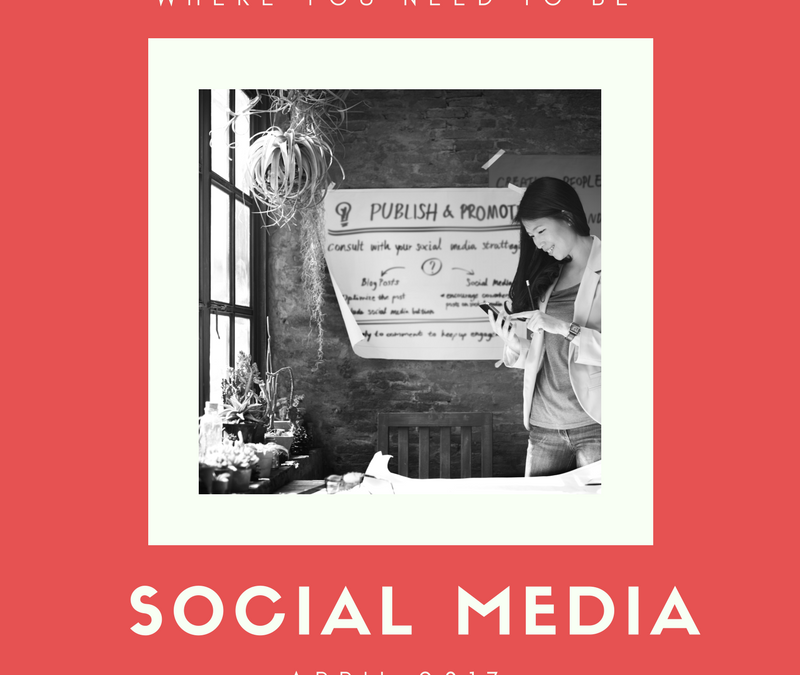 Which social media platform should you be on nowadays?